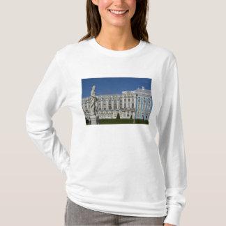 Camiseta Rússia, St Petersburg, o palácio de Catherine (aka