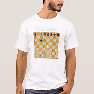 Camiseta Ruy López