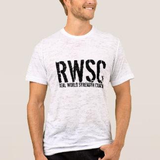 Camiseta RWSC, treinador da força do mundo real