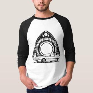 Camiseta RX-7 giratório