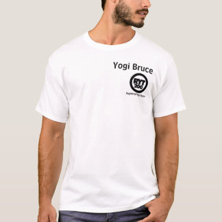Camiseta ryt200A, iogue Bruce