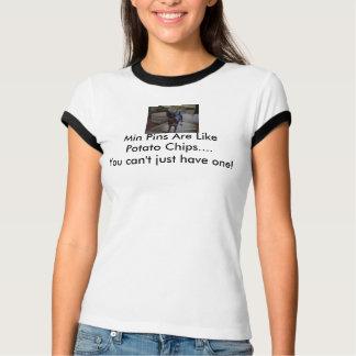 Camiseta s2d, os pinos mínimos são como microplaquetas de
