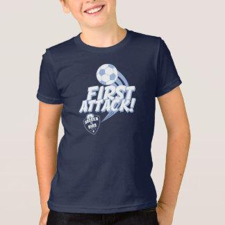 Camiseta S4KA atacam primeiramente o T