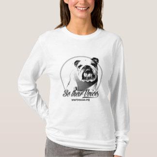 """Camiseta S.N.O.R.T. """"Hagrid seja Hoodie da sua voz"""""""