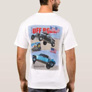 Camiseta S&S fora do T patriótico do compartimento 2018 da