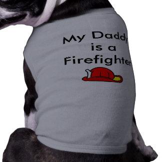 Camiseta SAA1697, meu pai é um sapador-bombeiro