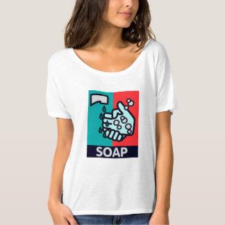 Camiseta Sabão