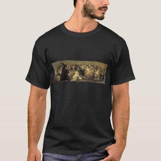 Camiseta Sabat das bruxas por Francisco Goya