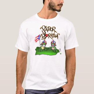 """Camiseta Sabor Boricua """"Coqui """""""