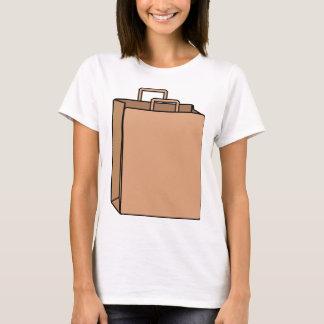 Camiseta Saco de papel