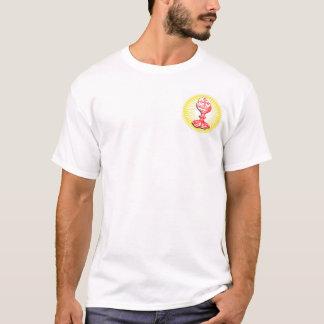 Camiseta Sacramento abençoado do Eucaristia massa católica