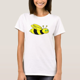 Camiseta Sacudir da abelha de Monsanto do t-shirt