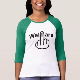 Camiseta Sacudir do bem-estar do t-shirt