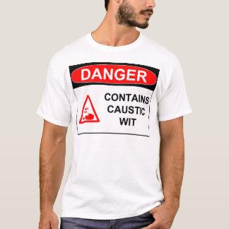 Camiseta Sagacidade cáustica