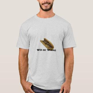 Camiseta Sagacidade ou Witout