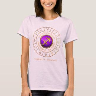 Camiseta Sagitário - o sinal do zodíaco do arqueiro