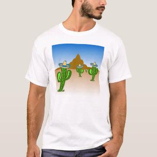Camiseta saguaro_sombrero