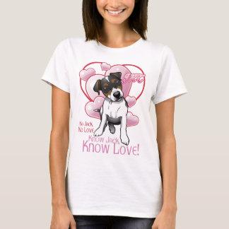 Camiseta Saiba o t-shirt das mulheres do amor