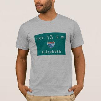 Camiseta Saída 13 - Elizabeth