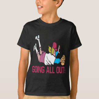 Camiseta Saindo tudo