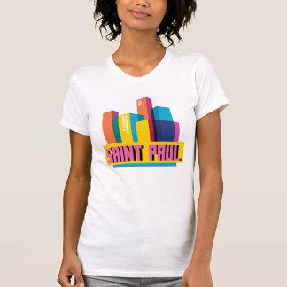 Camiseta Saint Paul no design