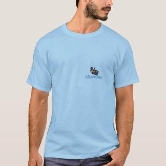 Camiseta Säkrefais shirt azul