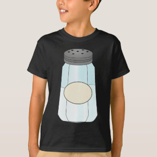 Camiseta sal-abanador