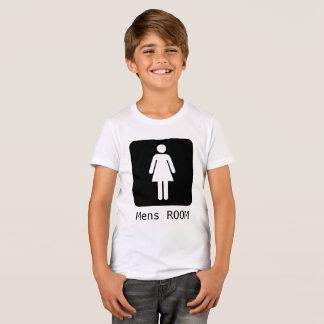 Camiseta Sala dos homens