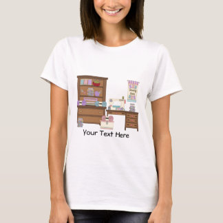 Camiseta Sala Sewing 2 (personalizada)