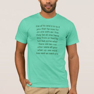 Camiseta Salada do OCR