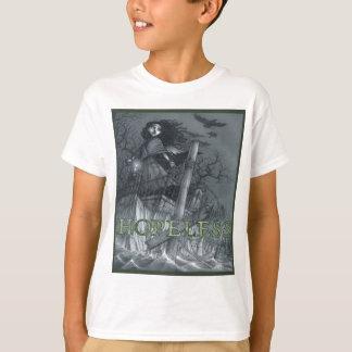 """Camiseta Salamandra novo """"impossível"""""""