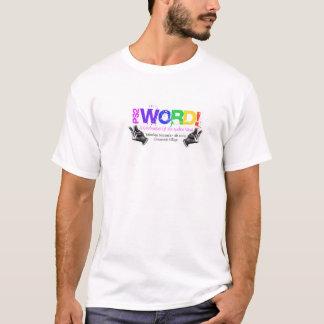 Camiseta Salão de beleza 2 da poesia: PALAVRA!