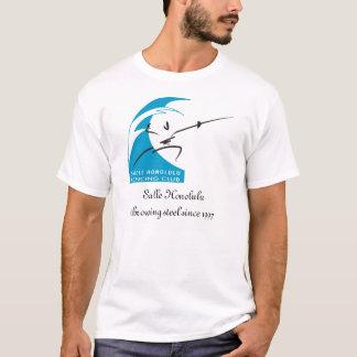 Camiseta Salle Honolulu: aço de jogo desde 1997