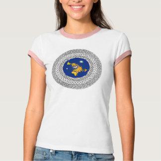 Camiseta Salmo liso 37 da terra