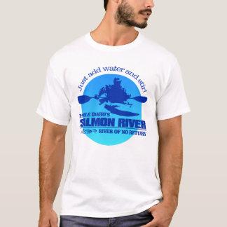 Camiseta Salmon River (azul)