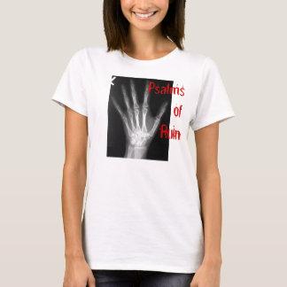 Camiseta Salmos do T da mão da ruína