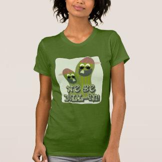 Camiseta Salmouras engraçadas nós sejamos Aneto-em!