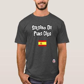 Camiseta Salsero de Pura Cepa España