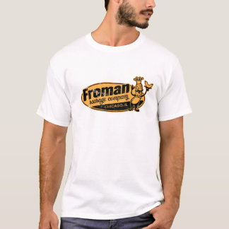 Camiseta Salsicha co Chicago illinois de Froman