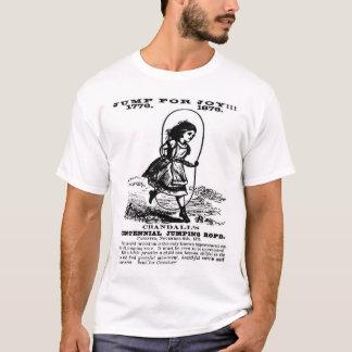 Camiseta Salte para a alegria!