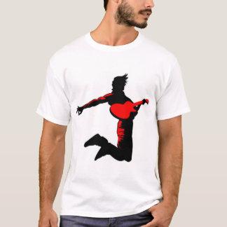 Camiseta Salto da rocha