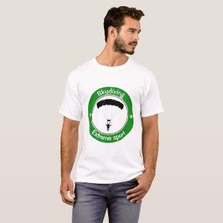 Camiseta Salto de pára-quedas