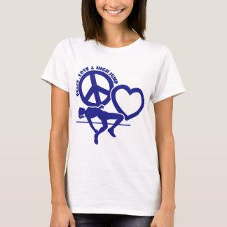 CAMISETA SALTO DE PEACE-LOVE-HIGH