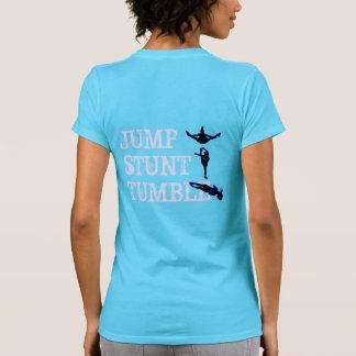 Camiseta Salto do elogio, conluio, t-shirt da queda