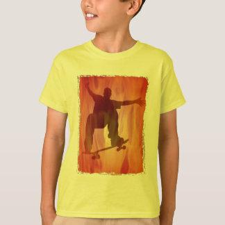 Camiseta Salto do fogo