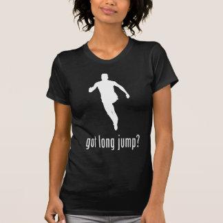 Camiseta Salto longo