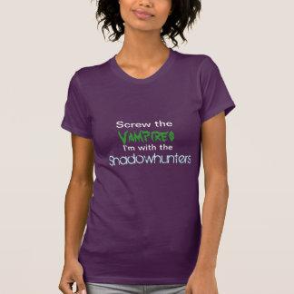 Camiseta Salva moscatável da equipe