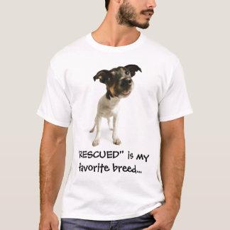 """Camiseta """"SALVADO"""" é meu TSHIRT favorito da raça…"""
