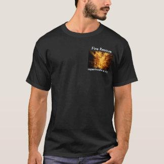 Camiseta Salvamento do fogo - t-shirt Evangelistic