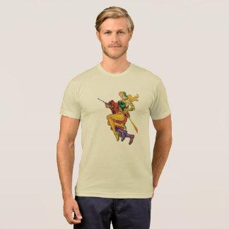 Camiseta Salvamento do planeta